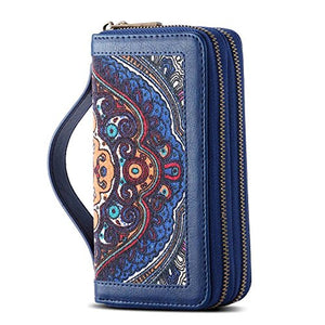 This Clutch Wallet is Great for Cell Phones, Credit Cards and more...