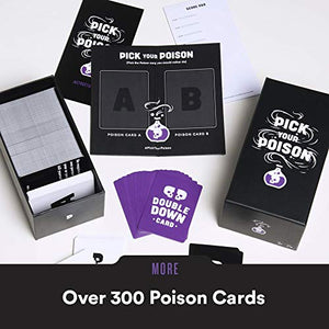 Pick Your Poison Card Game