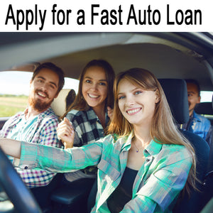 Need a loan to get a car? Try My Auto Loan and get ready to vroommm....
