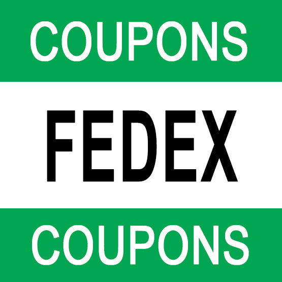 Fedex Coupons