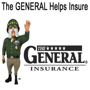 The General has some of the lowest auto insurance rates...