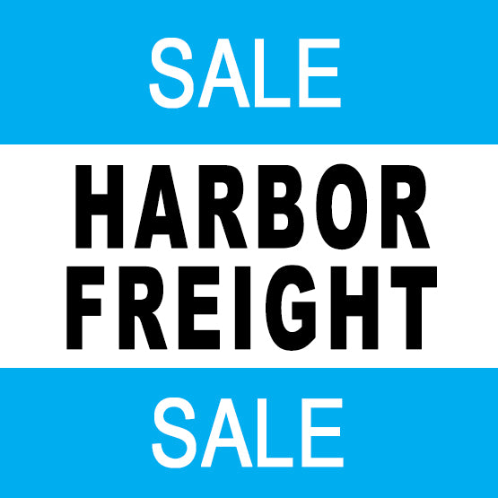 Harbor Freight Sale