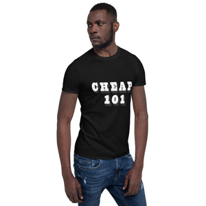 Cheap 101 Logo T Shirt (Free Shipping)