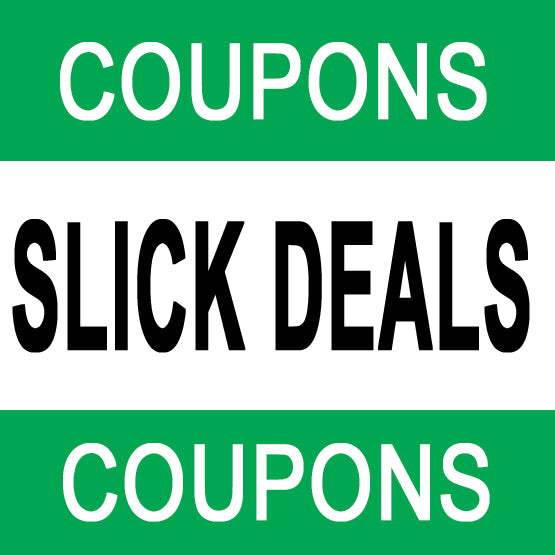 Slick Deals Coupons & Savings