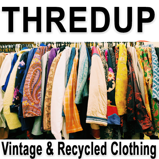 ThredUp clothes will help you save money!