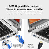 14.1 inch 8GB DDR4 RAM 128G 256G SSD Notebook 1920*1080 Laptop Full Layout Keyboard WiFi Bluetooth for student office