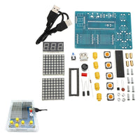 DIY Game Board Kit 51 SCM Chip Retro Electronic Soldering Practice Console Kit