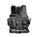 Military Tactical Vest Military Vest Men Paintball Camouflage Molle Hunting Vest CS Outdoor Clothing Hunting Vest Hunting Vest