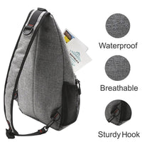 Sling Backpack, Water Repellent Chest