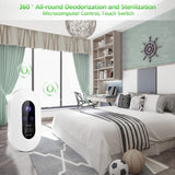 Smart Formaldehyde O3 Air Purifier Household Ozone generator for Kitchen Toilet water air