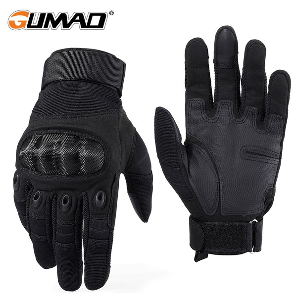 Touch Screen Tactical Gloves Outdoor Army Military Paintball Hiking Shooting Climbing Airsoft Hard Knuckle Full Finger Gloves