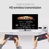 USB Video Game Console Built in 568/628 Classic Games 4K HDMI Output Retro Portable TV GAME Console Wireless Gamepad