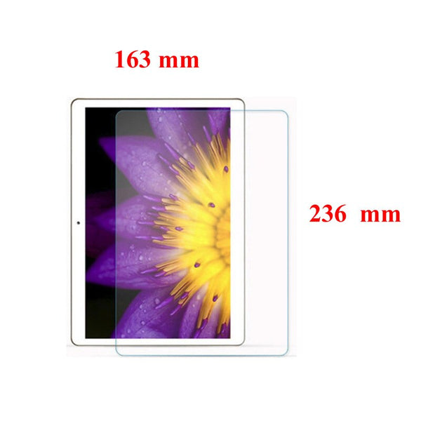 Universal tempered glass film for 6.8'' 7.0'' 8.0'' 9.0'' 9.7'' 10.0 inch tablet Tempered Glass Screen Protector Film