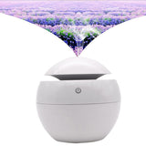 Variable Aromatherapy Essential Oil Diffuser Mini Usb Air Humidifier Portable Ultrasonic Atomizing Humidifier Air Purifier Led N
