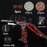 Powerful Hunting Fishing Laser Slingshot stainless steel  slingshot professional Catapult Strong Sling Shot with rubber band