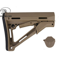 Emersongear CRT Style Stock M4 Rifle Stock Jinming Gel Blaste Toy Airsoft Refile AR Series CRT BUTT Rifle Hunting Accessory AEG