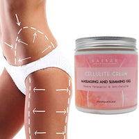 New 250g Weight Loss Anti Cellulite Hot Cream Fat Burner Gel Slimming Massage Cream Tight Muscles