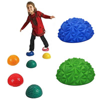 Durian Yoga Half Ball Stepping Stones Kids Children Sensory Play Kindergarten Indoor Games Outdoor Activities Toys Sport