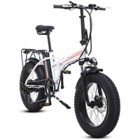 Electric bike 500W4.0 fat tire electric bike beach cruiser bike Booster bicycle folding  48v 15AH lithium battery ebike