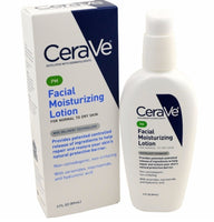 United States Original CeraVe Moisturizing Facial Lotion PM 89ml/3OZ