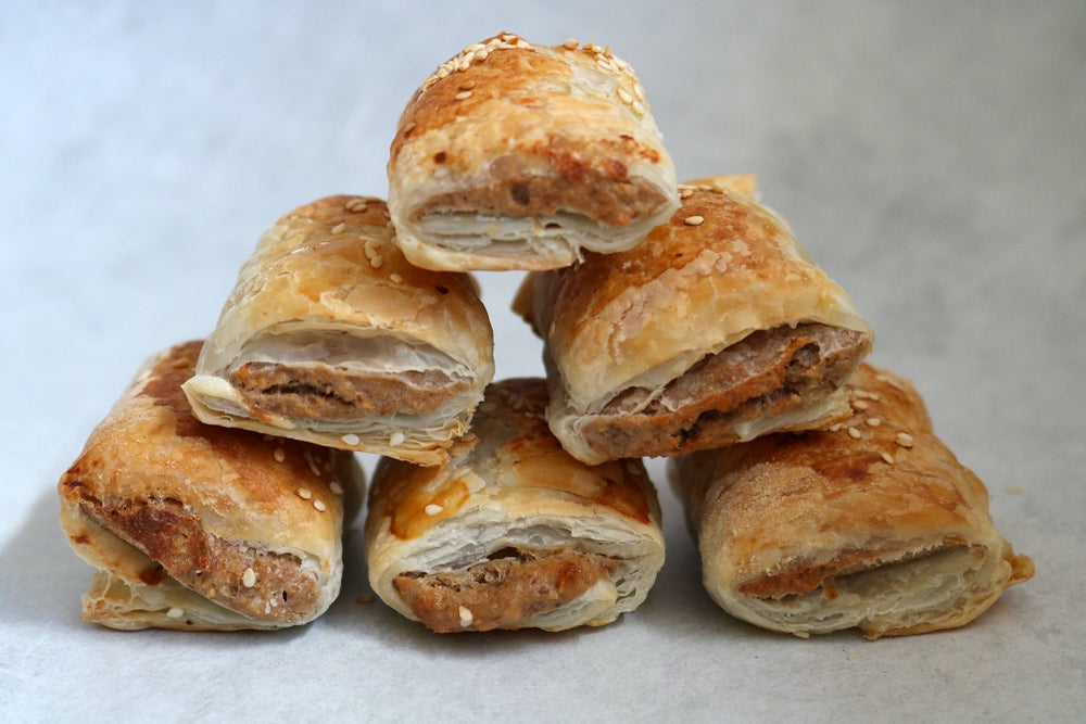 Family Fave: Vegetarian Sausage Rolls