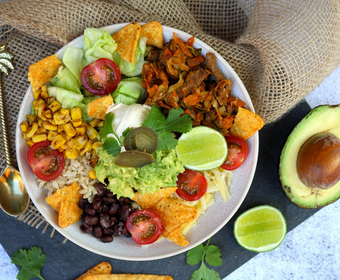 Mexican Taco Beef Bowl