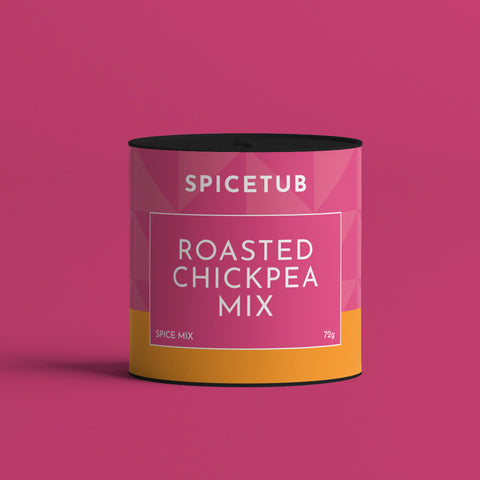 Roasted Chickpea Mix