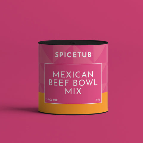 Mexican Beef Bowl Mix