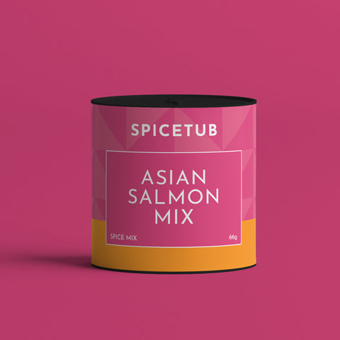 Asian Salmon Mix