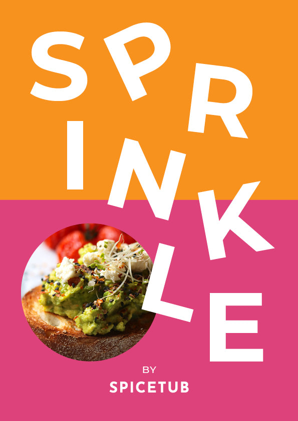 SPRINKLE Recipe e-Book