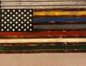 First Responders Flag /large flat.