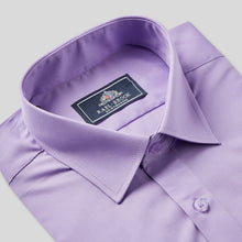 Load image into Gallery viewer, 78070-Rael-Brook-Classic-Fit-Purple-Short-Sleeve-Shirt-2
