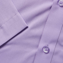 Load image into Gallery viewer, 78070-Rael-Brook-Classic-Fit-Purple-Short-Sleeve-Shirt-3