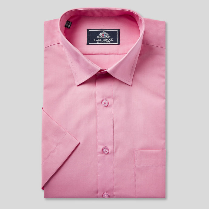 Rael Brook Classic Fit Rose Short Sleeve Shirt