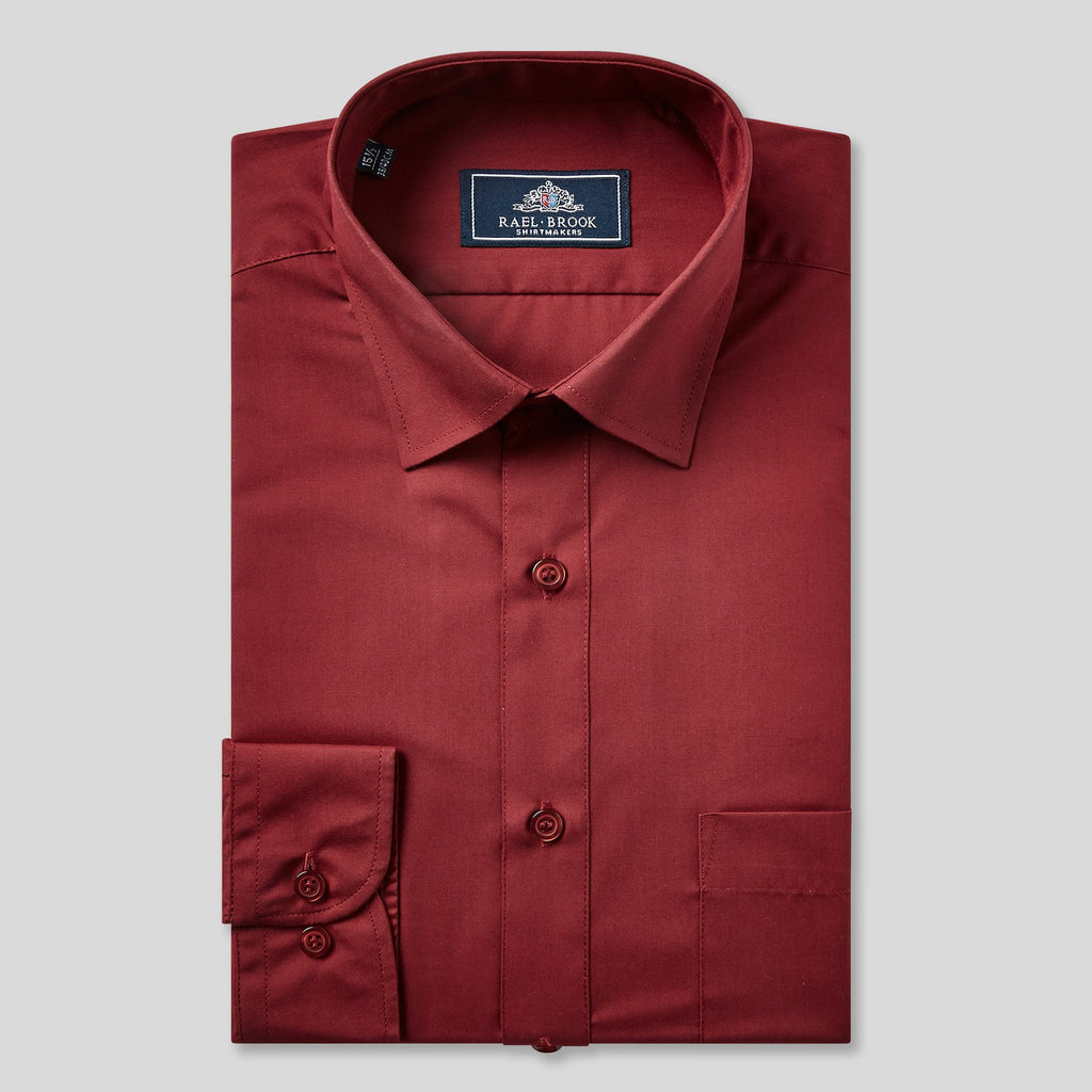 8020-Rael-Brook-Classic-Fit-Wine-Single-Cuff-Shirt-1