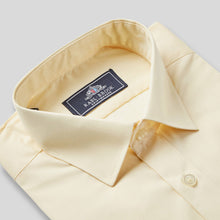 Load image into Gallery viewer, 8029-Rael-Brook-Classic-Fit-Lemon-Single-Cuff-Shirt-2