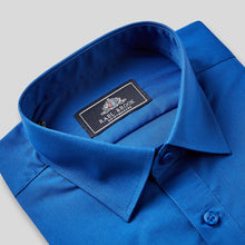 Load image into Gallery viewer, Rael Brook Classic Fit Royal Single Cuff Shirt Collar