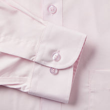 Load image into Gallery viewer, Rael Brook Classic Fit Pink Single Cuff Shirt Cuff