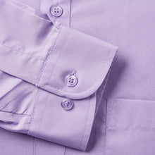 Load image into Gallery viewer, 8070-Rael-Brook-Classic-Fit-Purple-Single-Cuff-Shirt-3