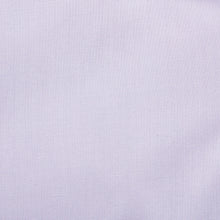 Load image into Gallery viewer, Rael Brook Classic Fit Lilac Single Cuff Shirt Fabric