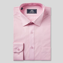 Load image into Gallery viewer, Rael Brook Classic Fit Blush Single Cuff Shirt