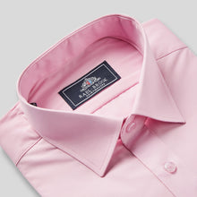 Load image into Gallery viewer, Rael Brook Classic Fit Blush Single Cuff Shirt Collar