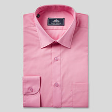 Load image into Gallery viewer, Rael Brook Classic Fit Rose Single Cuff Shirt