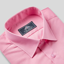 Load image into Gallery viewer, Rael Brook Classic Fit Rose Single Cuff Shirt Collar