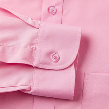 Load image into Gallery viewer, Rael Brook Classic Fit Rose Single Cuff Shirt Cuff