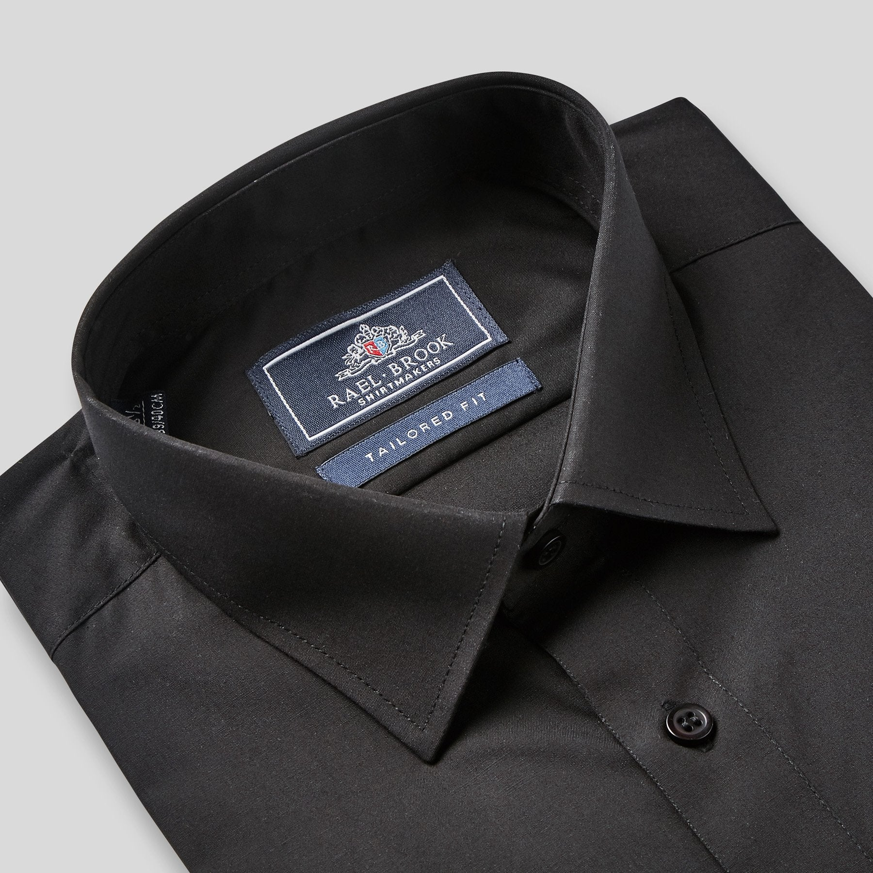 8432-Rael-Brook-Tailored-Fit-Black-Single-Cuff-Shirt-2