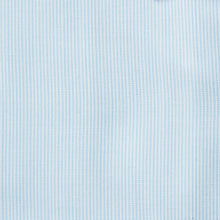 Load image into Gallery viewer, 9034-Rael-Brook-Classic-Fit-Light-Blue-Pinstripe-Single-Cuff-Shirt-4