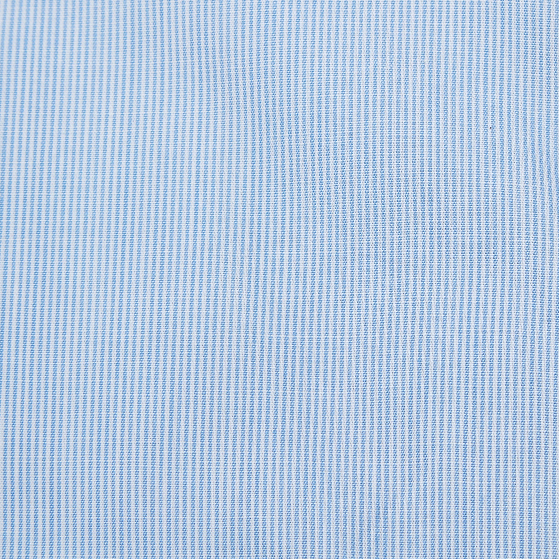 Rael Brook Tailored Fit Blue Pinstripe Single Cuff Shirt Fabric