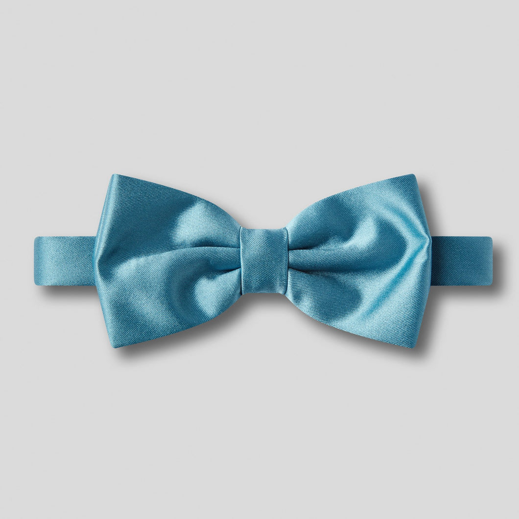 Folkespeare Airforce Plain Satin Classic Bow Tie
