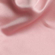 Load image into Gallery viewer, Folkespeare Pink Satin Scrunchie Cravat Fabric
